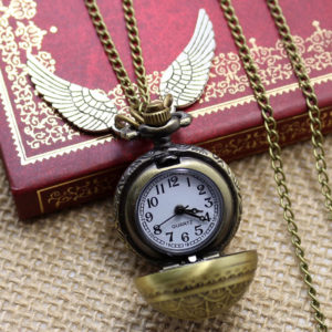 free-drop-shipping-elegant-harry-potter-golden-snitch-quartz-fob-pocket-watch-with-sweater-necklace-chain-3