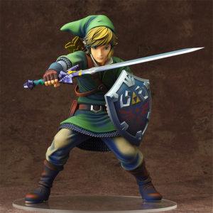 Anime-De-Legende-van-Zelda-Link-PVC-Actiefiguren-Collectible-Model-Toys-20-cm
